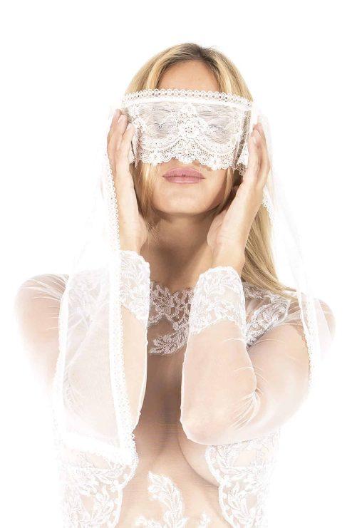 Masque GEISHA - Scène Discrète