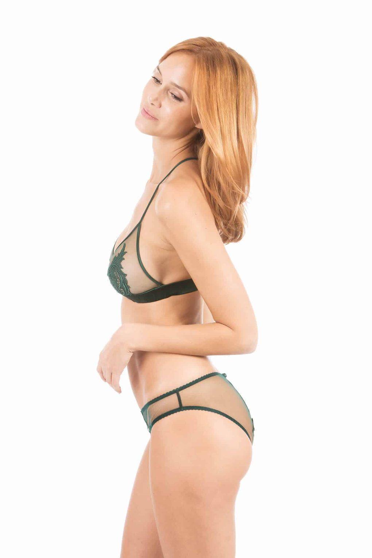 Culotte ouverte HUNTRESS - profil