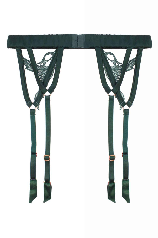Porte-jarretelles Huntress arrière - Scène Discrète