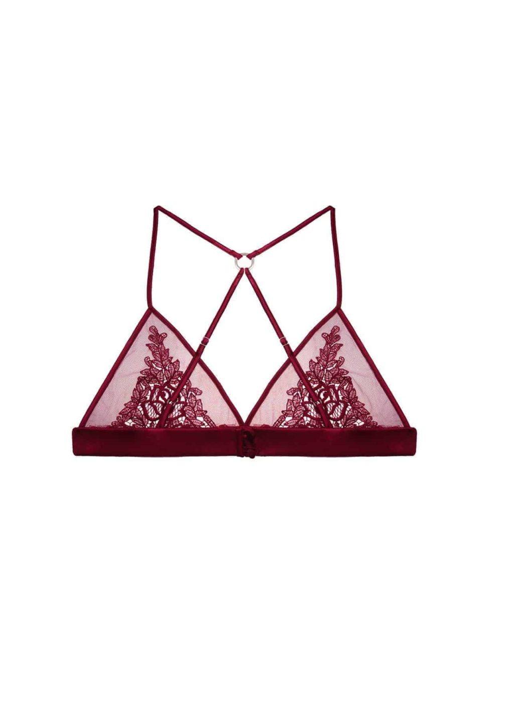 Soutien-gorge triangle Margaux - arrière