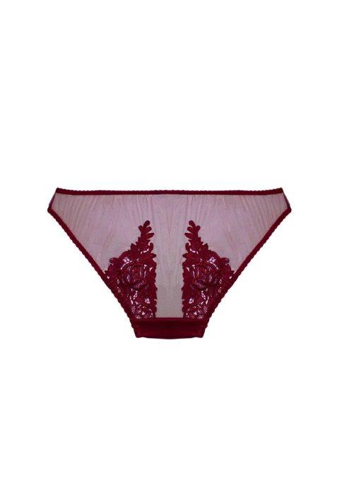 Culotte brodée Margaux - arrière