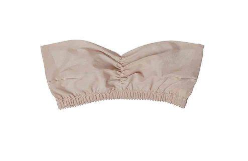 Soutien-gorge bandeau nude - Scène Discrète