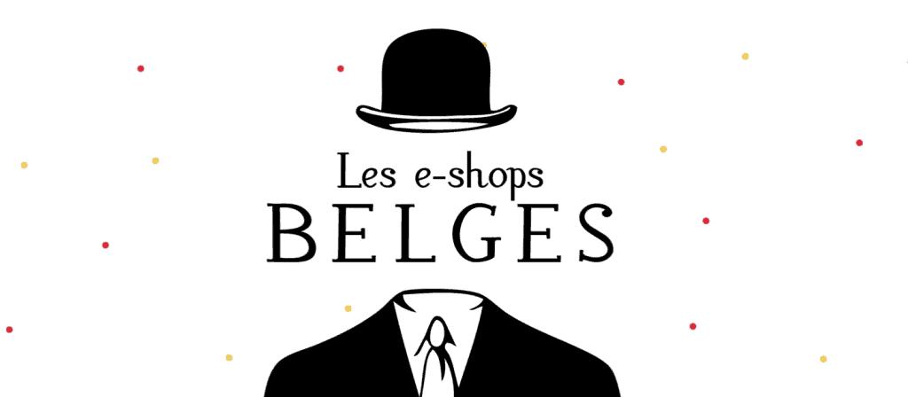 Les e-shops belges