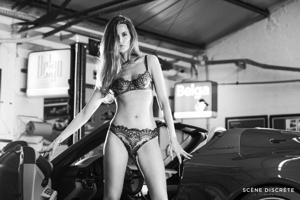 I.D. Sarrieri lingerie - Scène Discrète