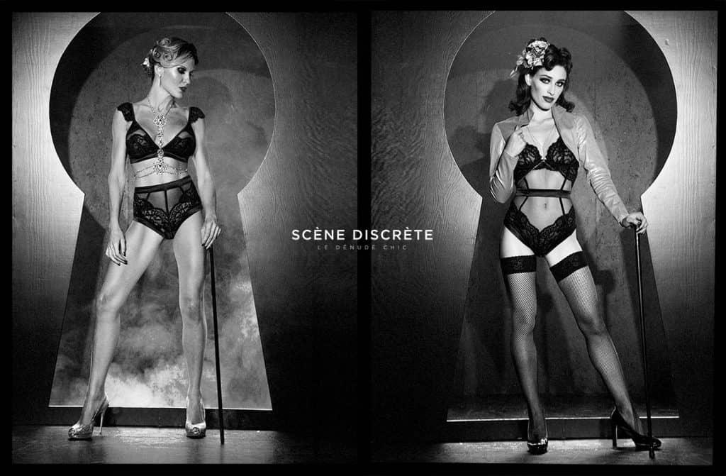 Shooting Cabaret Mademoiselle